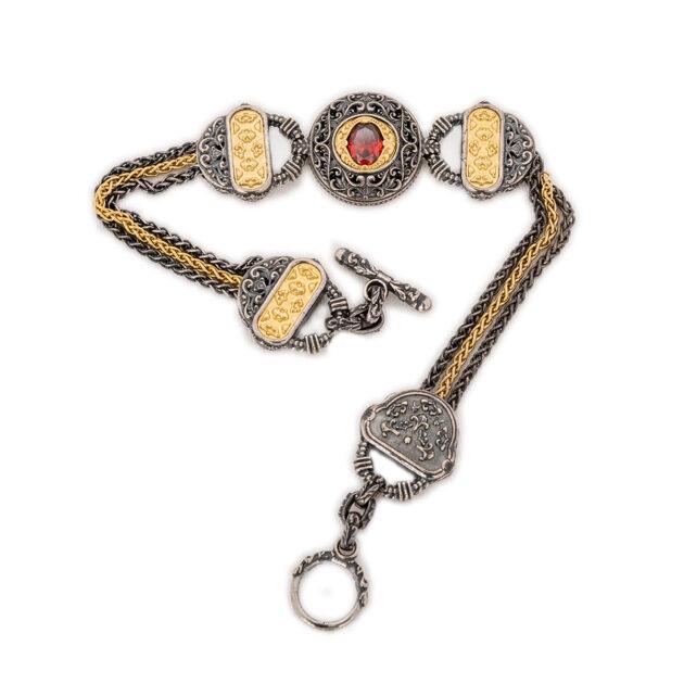 Χειροποίητο Βυζαντινό βραχιόλι